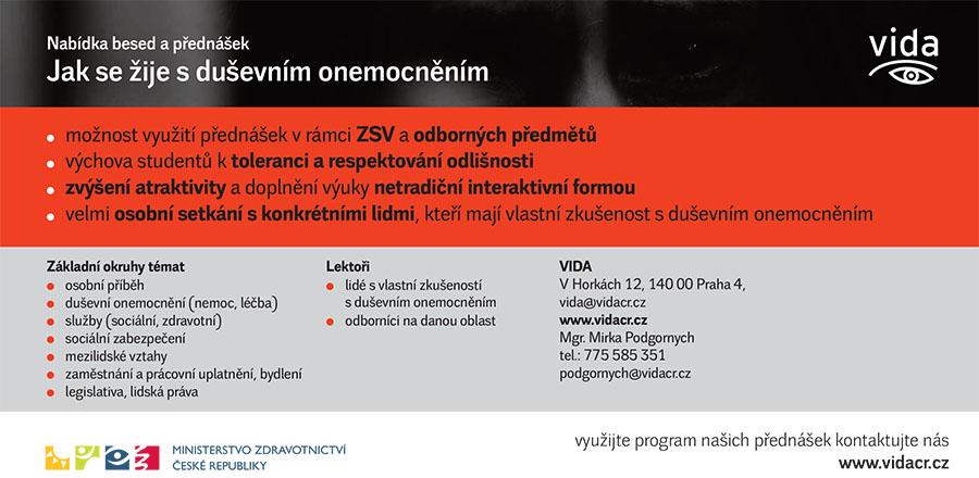 e8d6a625686 Besedy a přednášky – VIDA z.s.